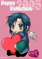 Happy Valentine X3 by Luriel