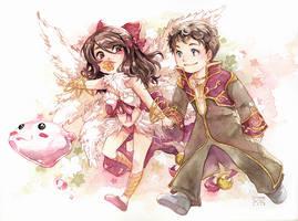 Commission - Couple