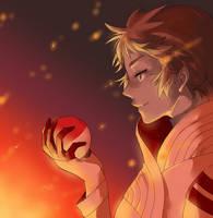 Fiery Leader