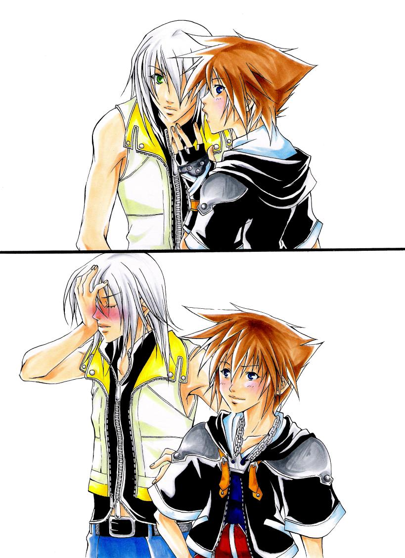 Whisper - Kingdom Hearts BL by Luriel