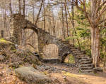 Stairs To The Past - Madam Sherri's forest
