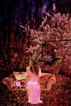 Garden Parlor by dormantparadox