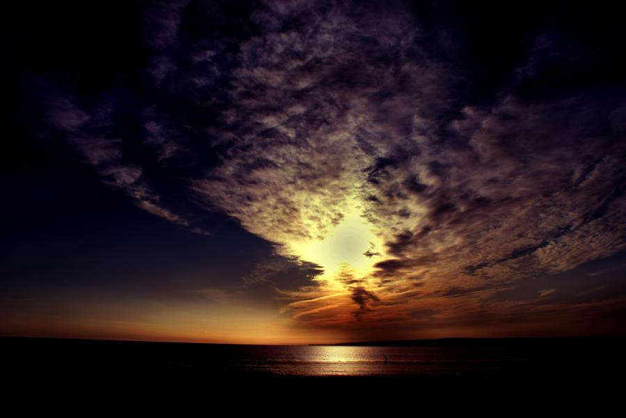 Autumn: Sunrise by Faunish