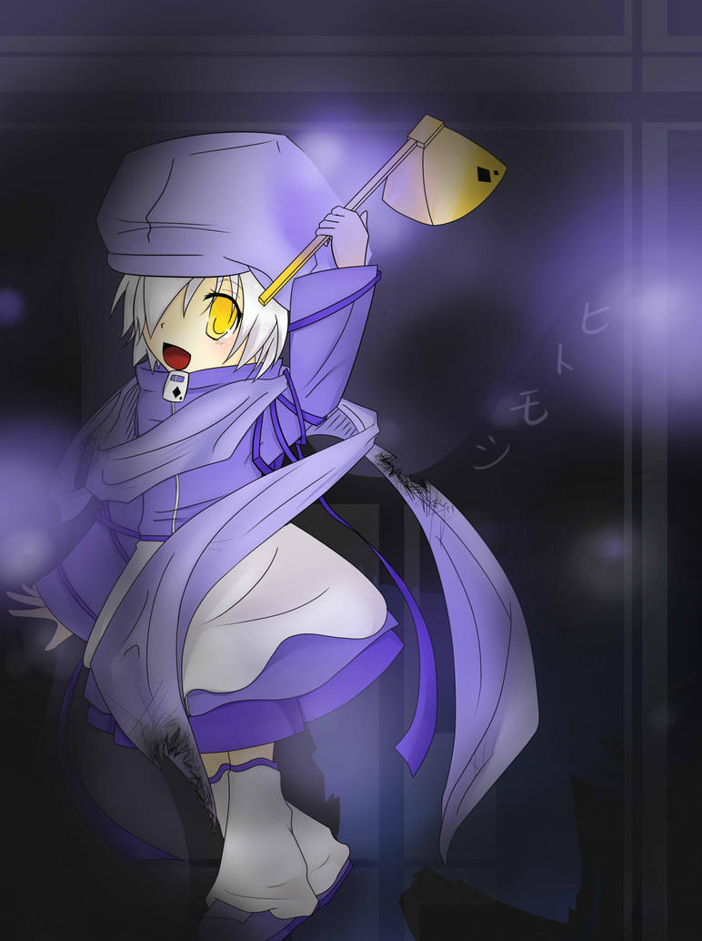 Cera The Litwick By HurricaneHoshi