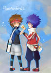 Pokemon BW2 - Painting the Sky