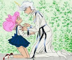 Rini and Helios by TaraEnsami