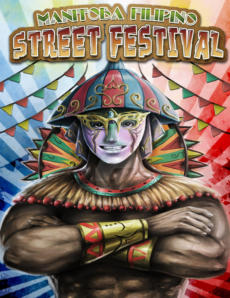 Filipino Festival Entry 2nd Option by christianamiel21 on