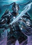 Aquarius Warrior