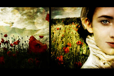 poppy girl by Catliv