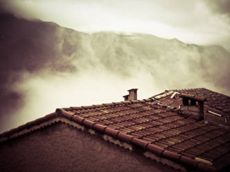 over the rooftops by Catliv