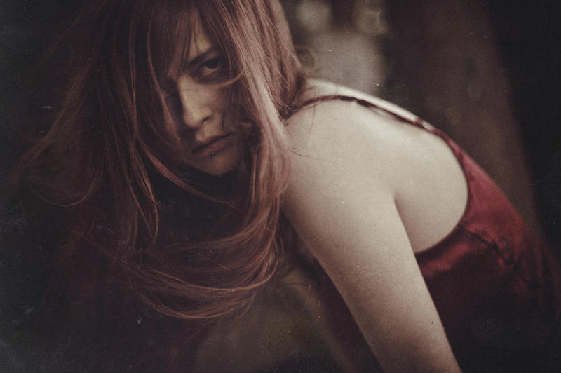 the violence in me by Catliv