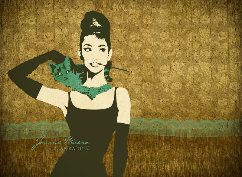 Audrey I by Catliv
