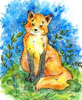 Foxi by AviFlatcher