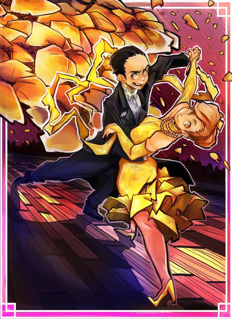 Ballroom Waltz by littlefoxproductions