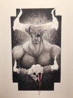 Dragon Age: Iron Bull by Wirrer