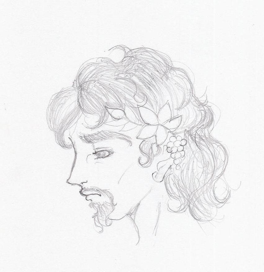 Dionysus by SushiBoy