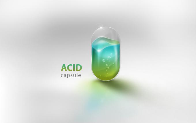 ACID ICON by carl913