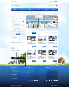 Real Estate website 2