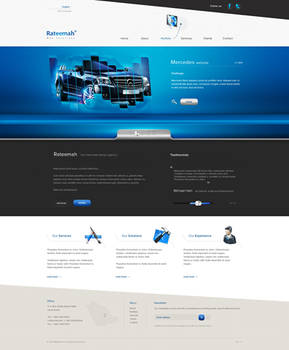 Some site for some web agency
