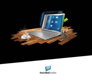 Hannibal Media Illustration