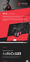 Nutrition Society Website by carl913