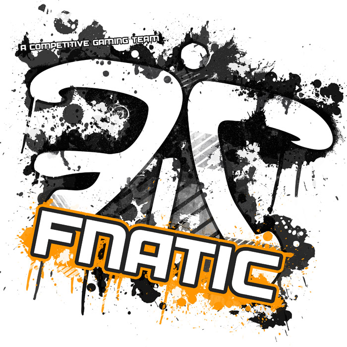fnatic logoapekki on deviantart