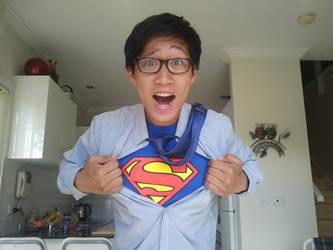 Asian Clark Kent