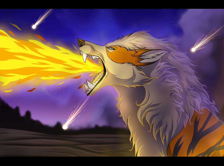 Pokemon TLS: Light 'em up! by blueharuka
