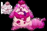 Slurpuff-  A sugary-sweet pup