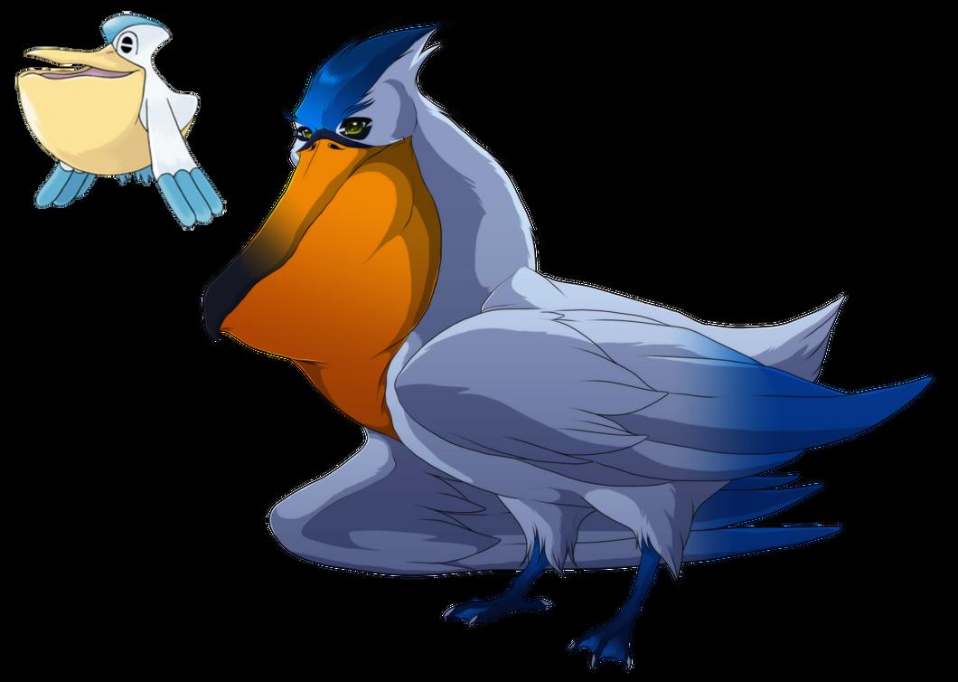Pelipper- The most annoying bird in Hoenn by blueharuka on ...