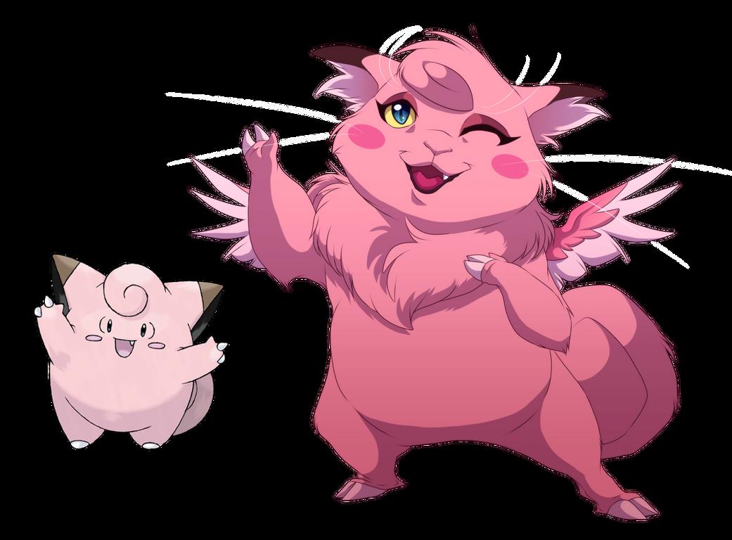 Pokemon Mega Clefairy Images