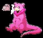 Slowpoke- The Pink Enigma