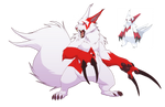 Zangoose- Nothin' but claws