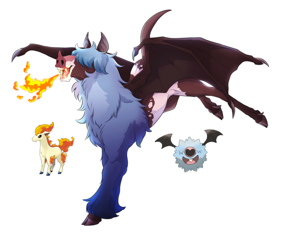 Rapidash (Pokémon) - Bulbapedia, the community-driven ...