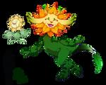Sunflora- A Gardener's Best Pal