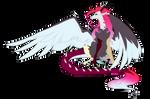Lady Draconequus