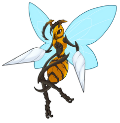 Sting like a Beedrill- Commission