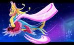 The Lunar Princess by blueharuka