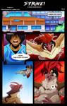 Strike!- Chapter 1: Pg. 1 by blueharuka