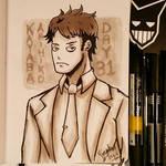 Sketchbook Day 31 - KAYABA!