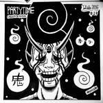 INKTOBER 27 - Creepy and Demon