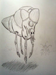 Insectoid by theSASTA