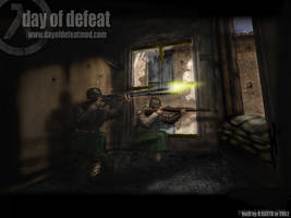 day of defeat wallpaper by theSASTA