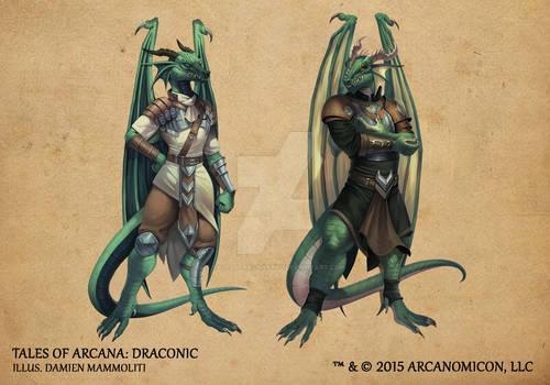 Tales of Arcana 1st Set - Draconic