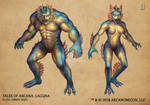 Tales of Arcana 2nd Set - Laguna