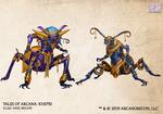 Tales of Arcana 5E Race Guide - Khepri