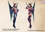 Tales of Arcana 5E Race Guide - Demidragon
