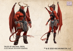 Tales of Arcana 5E Race Guide - Devil