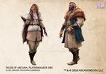 Tales of Arcana 5E Race Guide - Plainswalker Orc