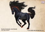 Tales of Arcana 5E Race Guide - Nightmare